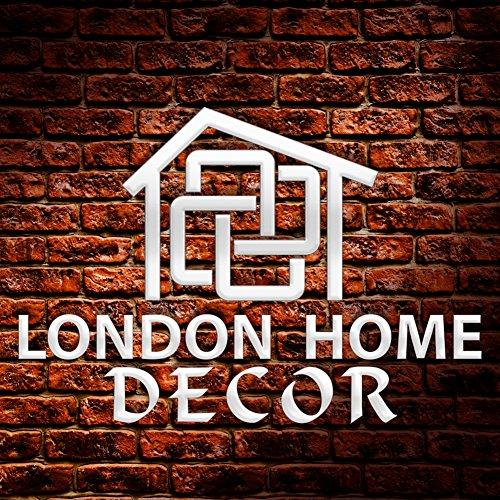 London Home Décor Rustic Cream Decorative Pitcher - 8x10 Inches