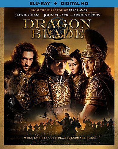 Blu-ray : Dragon Blade (Blu-ray)