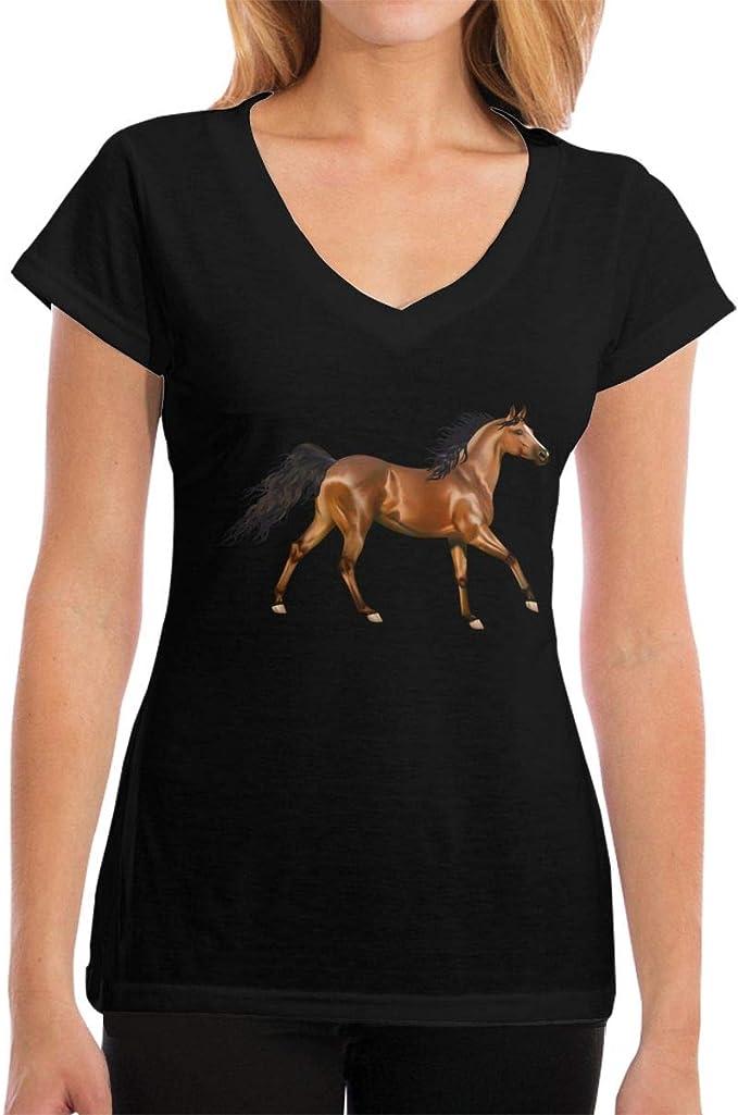 CZnuen Pitbull Mom Baby Girls Round Neck Short Sleeve Ruffle T-Shirt Top