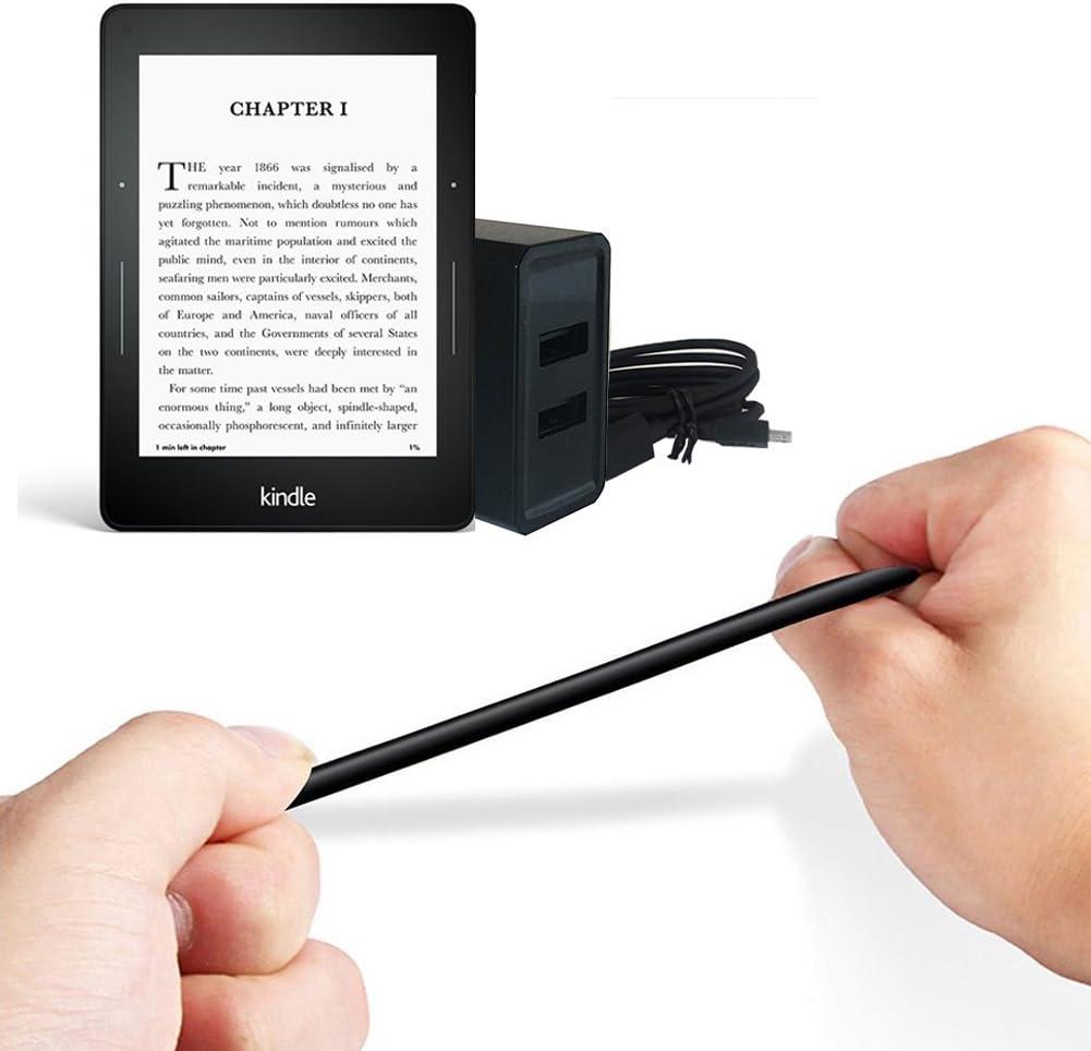 Amazon.com: Cargador USB y adaptador de alimentación para ...