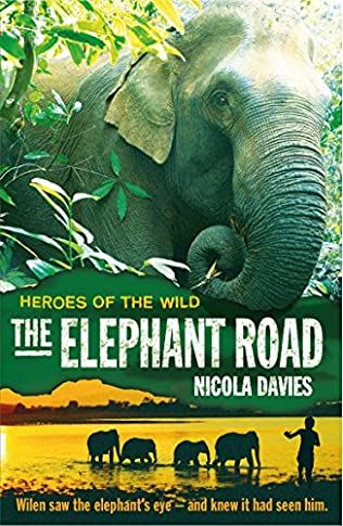 book cover of The Elephant Road