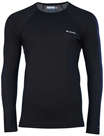 Columbia Omni-Heat Mens Midweight Stretch Baselayer Long Sleeve Shirt at  Amazon Men s Clothing store  730ce223f1