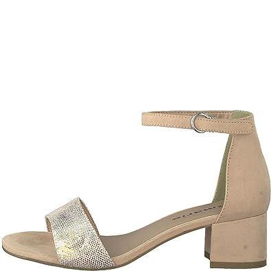 Tamaris Bride Cheville Femme - - Rose, 36 EU  Amazon.fr  Chaussures ... 9d9282b6fcad