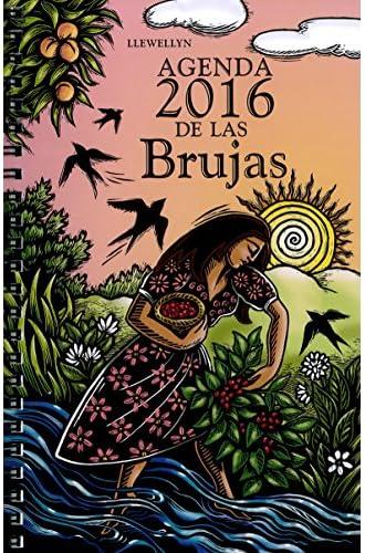 2016 Agenda De Las Brujas