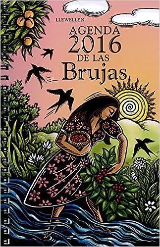 2016 Agenda De Las  Brujas por Llewellyn Gratis