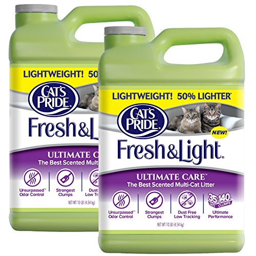 Cats-Pride-Cats-Pride-Fresh-and-Light-Ultimate-Care-Lightweight-Scented-Multi-Cat-Litter
