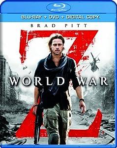 Cover Image for 'World War Z (Blu-ray + DVD + Digital Copy)'