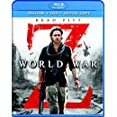 World War Z (Blu-ray + DVD + Digital HD)