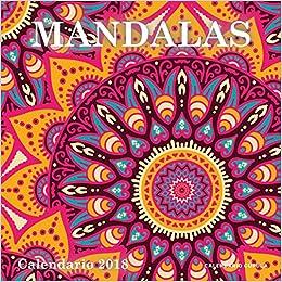 Calendario Mandalas 2018 por Aa. Vv.