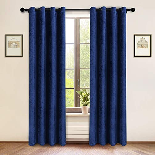 Editors' Choice: Double-Sided Chenille Window Curtains