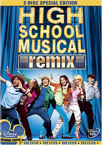 High School Musical (Two-Disc Remix Edition) (Top 10 Movies For Kids compare prices)