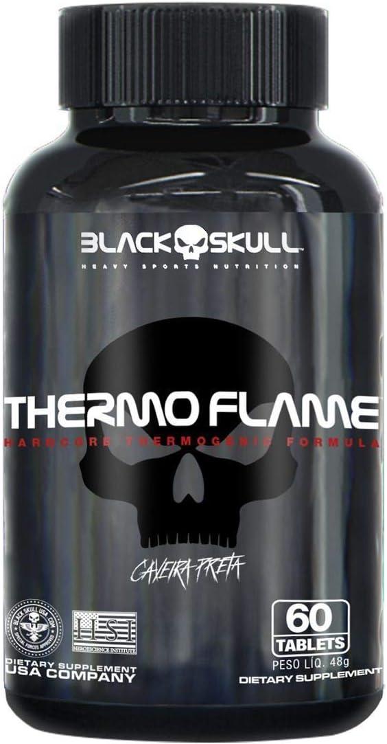 Thermo Flame - 60 Tablets - Black skull, Black Skull por Black Skull