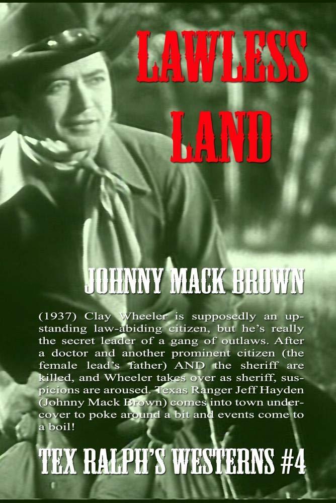 Amazoncom Lawless Land Movies Tv