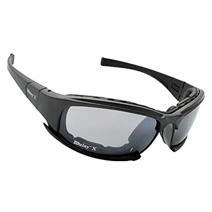Gafas De Ciclismo Gafas De Ciclismo Fotocromáticas UV400 Con 2 Lentes Desmontables Y Marco óptico De