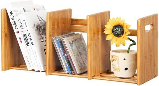 QXWL Escritorio estantes retráctiles Escritorio pequeños estantes ...