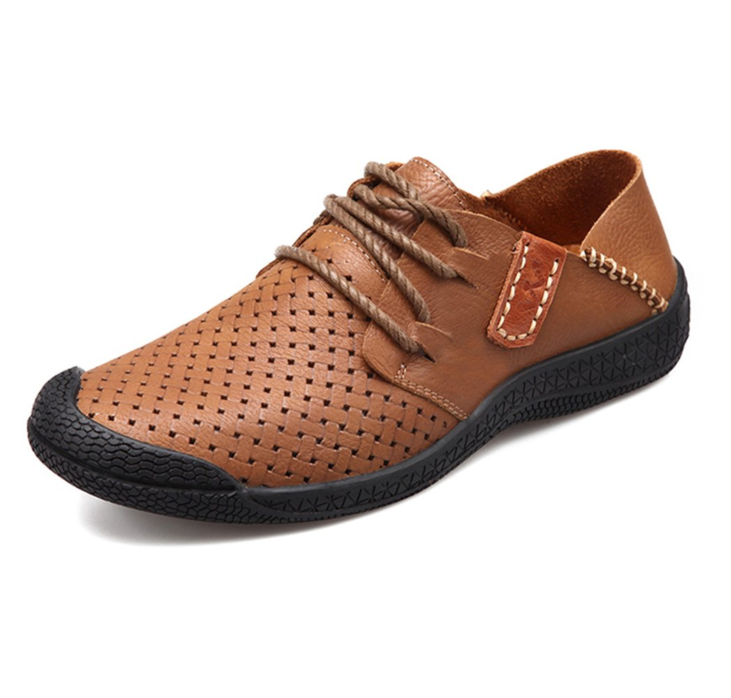 Men's Mesh Casual Walking Shoes - For Working, Hiking and Outdoor Activities H115-39K