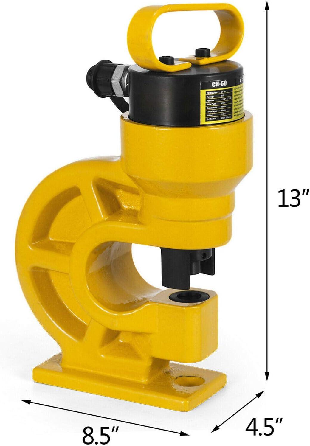 New 1pc 6.5*22mm Punching machine die Hydraulic punch die CH-60 Bar module