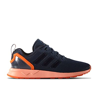 Amazon.com | adidas - ZX Flux Adv - S75265 - Color: Red-Black - Size: 4.5 | Sneakers