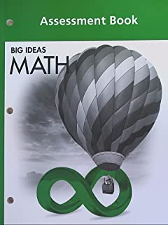 Big ideas math common core student edition green 2014 houghton big ideas math assessment book greencourse 1 fandeluxe Image collections