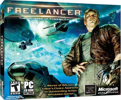 Freelancer (Jewel Case)