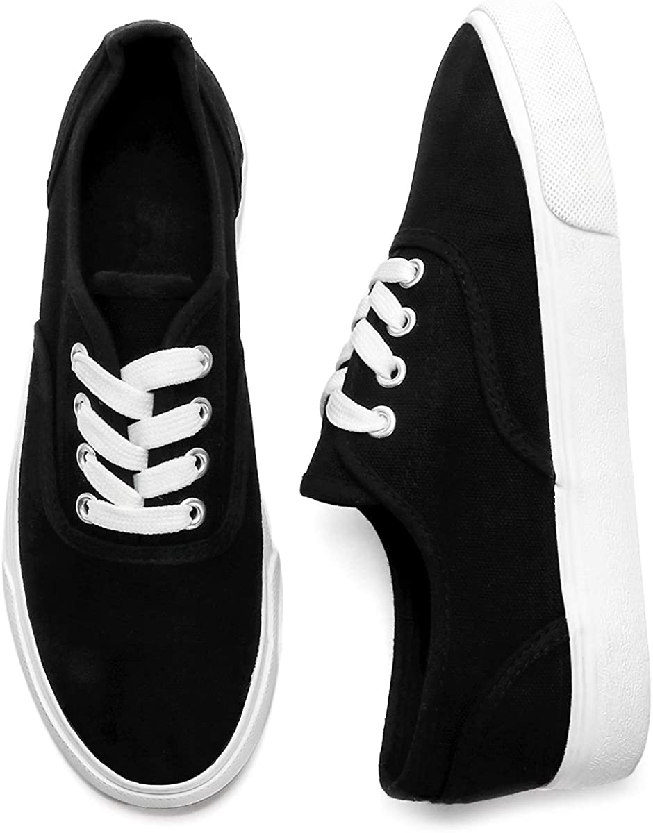 Fashion Canvas Sneakers Tennis Shoes