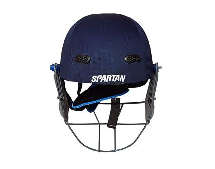 Buy Spartan Star Blue Cricket Helmet Size- Small b875f75e72