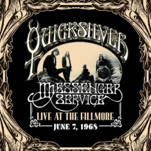 (Live At The Fillmore June 7, 1968)
