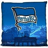 Hertha BSC Berlin Kissen Dämmerung