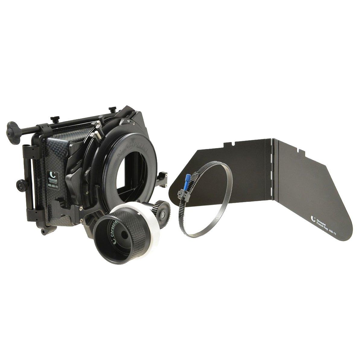 【国内正規品】Chrosziel クロジール 450-R20 Mattebox Kit with DV-StudioRig for URSA Mini 450R2-URSAFFKIT   B0758C2B9M