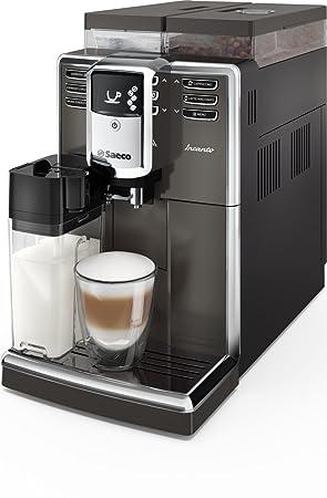 Saeco Incanto HD8919/51 Espresso machine 2.5L Plata - Cafetera (Independiente, Totalmente