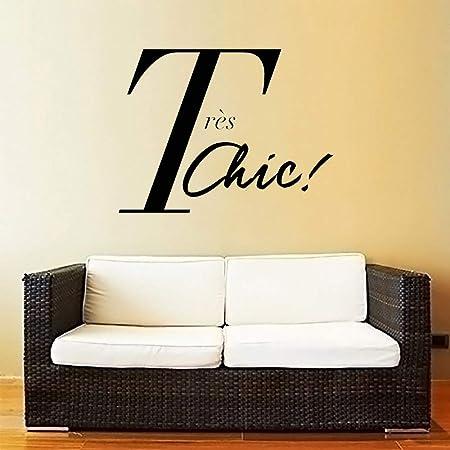 CDNY Tatuajes de Pared Oficina Tipografía Vinilo Placa de Pared ...