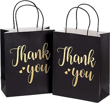 Amazon.com: LaRibbons - Bolsas de regalo de tamaño mediano ...