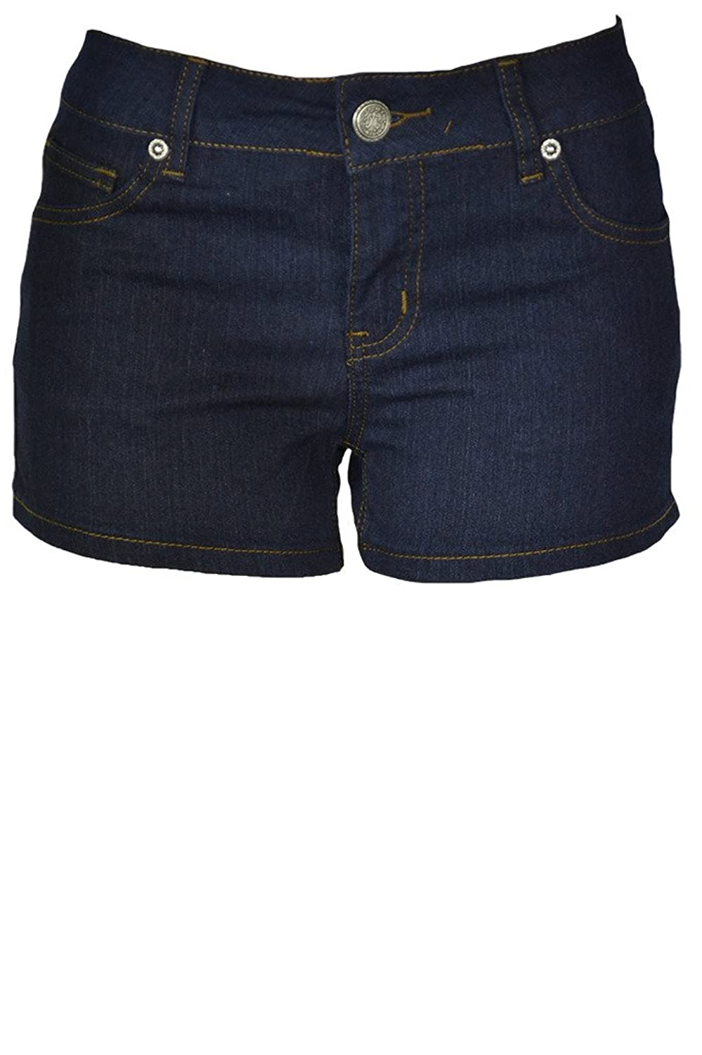 143Fashion Juniors Stretchy Jean Shorts
