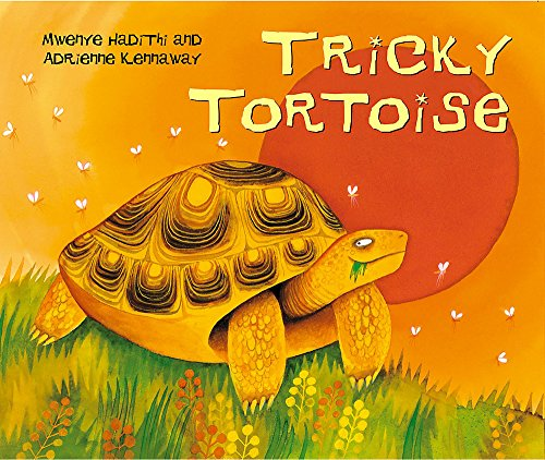 Tricky Tortoise (African Animal - Uk Tortoise Shop