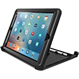"""OtterBox Defender Series Case for iPad Pro 9.7"""" (9.7-inch Version Only) - Black (Certified Refurbished)"""