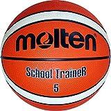 Molten Basketball, Orange/Ivory, 5, BG5-ST
