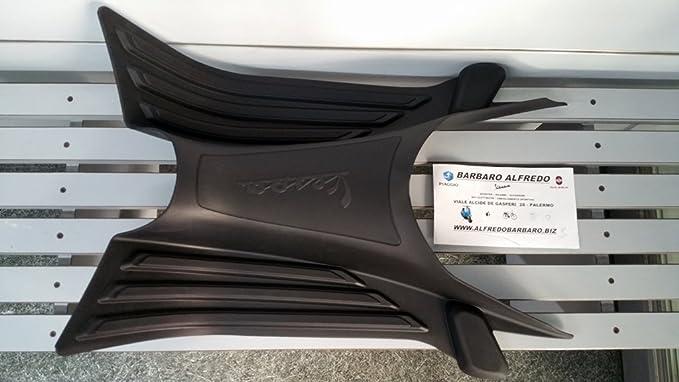 Vespa 1b001079 Fußmatte Schwarz Primavera Sprint Auto