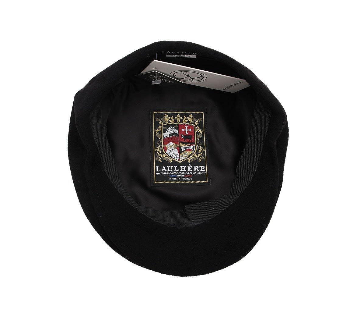 9eff1c9cb499af Laulhère - Flat Cap men Beret Casquette: Amazon.co.uk: Clothing