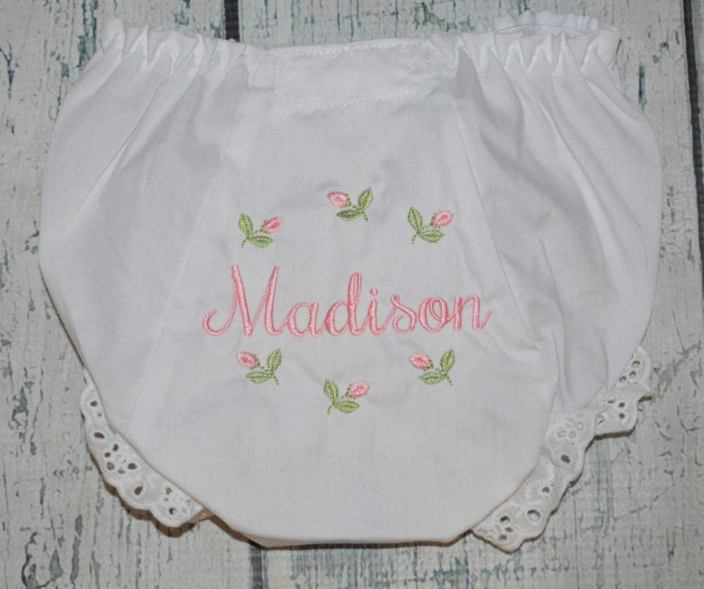 Personalized Diaper Cover Monogram or Name