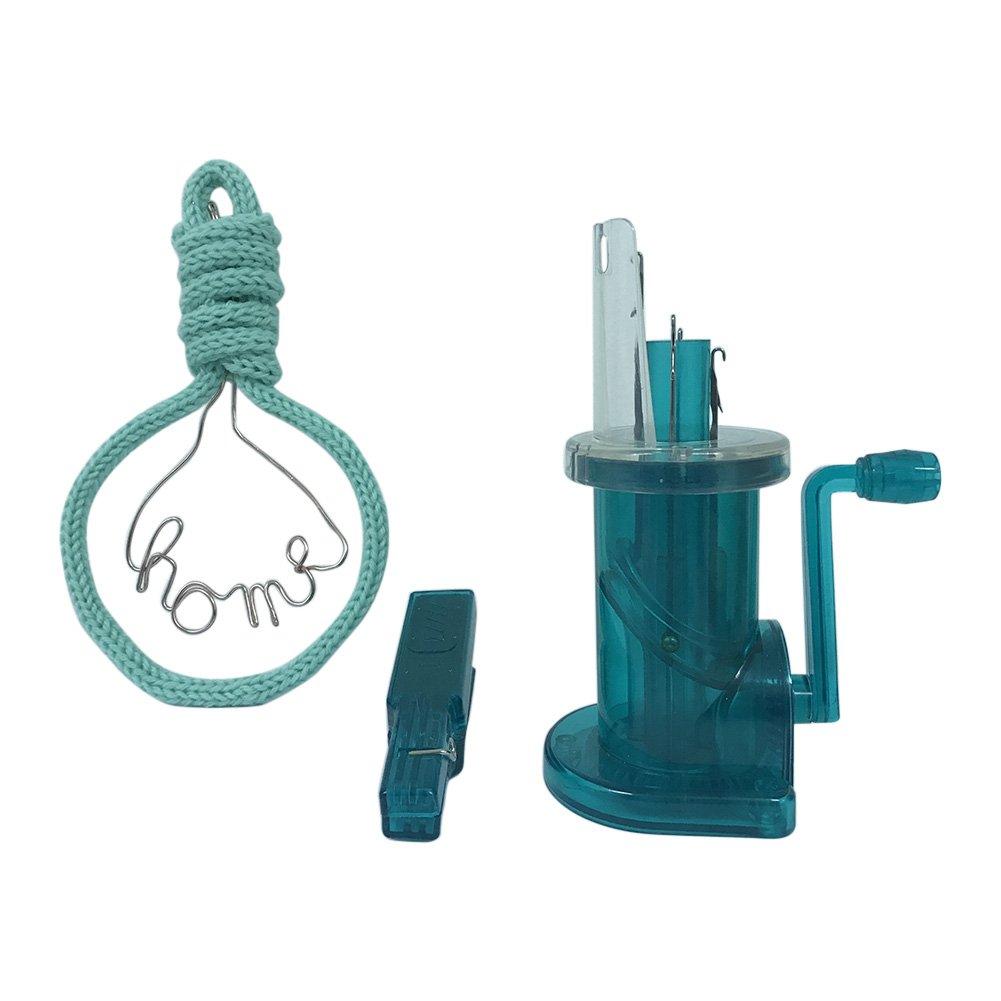 Espeedy Handgewebtes Werkzeug handgemachte Seile Plastik DIY für ...
