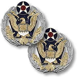 Air Staff Service Challenge Coin