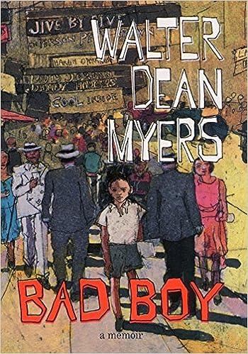 Amazon.com: Bad Boy: A Memoir (9780064472883): Walter Dean Myers ...