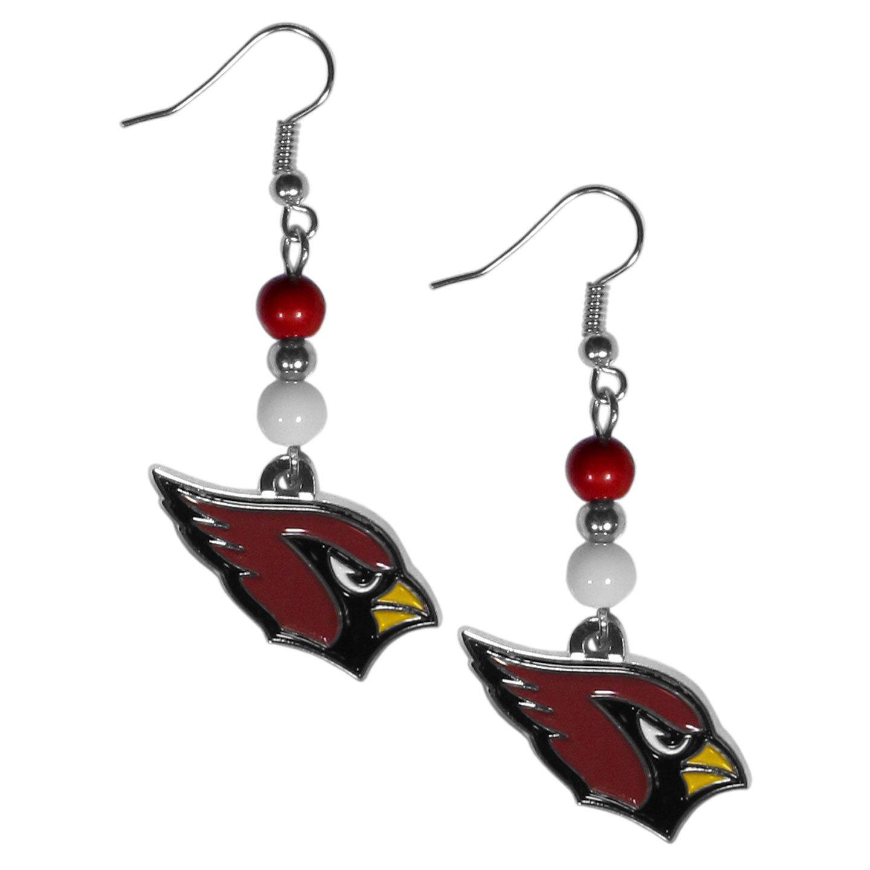 c7c45ec1 Siskiyou NFL Fan Bead Dangle Earrings