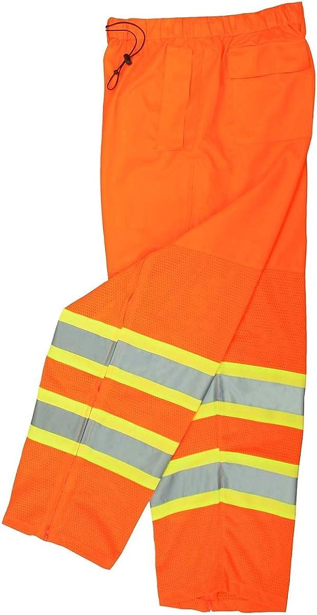 SP61-EPOS Radians Class E Surveyor Orange Safety Pants