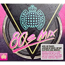 Ministry of Sound Presents 80's Mix (4 CD)