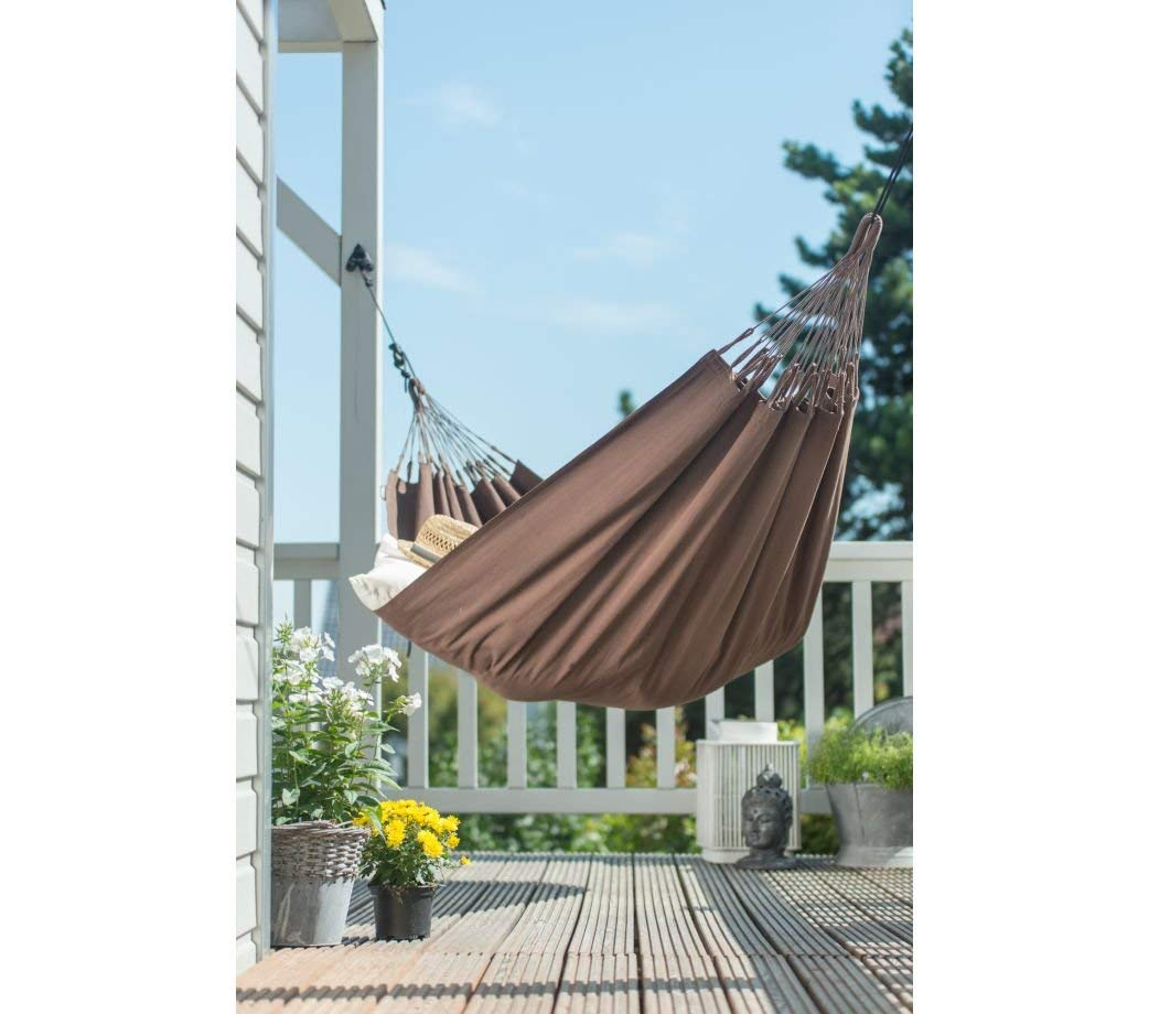LA SIESTA Modesta Arabica – Organic Cotton Single Classic Hammock