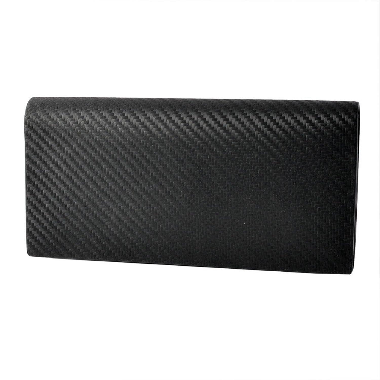 (ダンヒル) DUNHILL L2H210A 二つ折り長財布 CHASSIS(シャーシ) [並行輸入品] B07DRBXHRV
