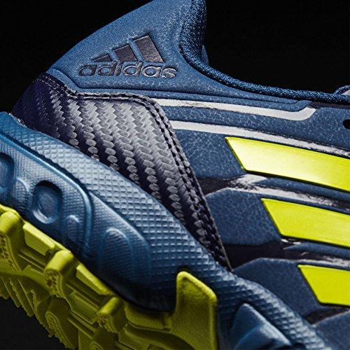 Adidas Junior Hockey Zapatillas - AW17 Azul