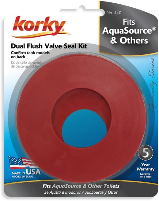 Aquasource Dual Flush