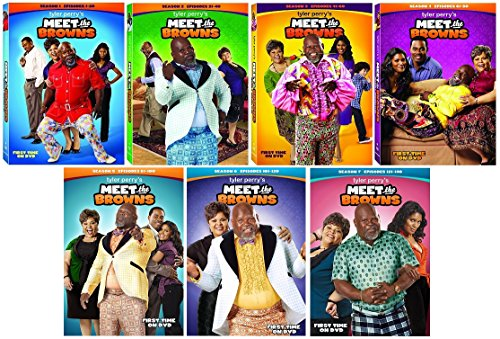 Tyler Perry's Meet the Browns: The Complete Series by Lions Gate
